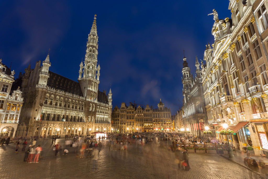 10 gorgeous views of the grand place in brussels - Office de tourisme bruxelles grand place ...