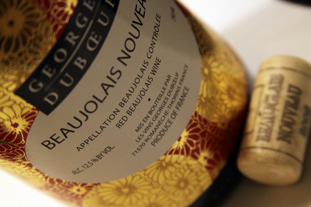 Beaujolais Nouveau est arrivé! | © Lindsey Turner/Flickr