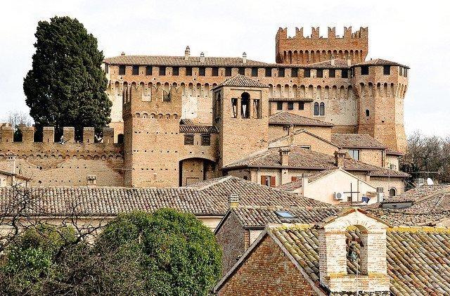 Castello di Gradara | © Giorgio Minguzzi/Flickr