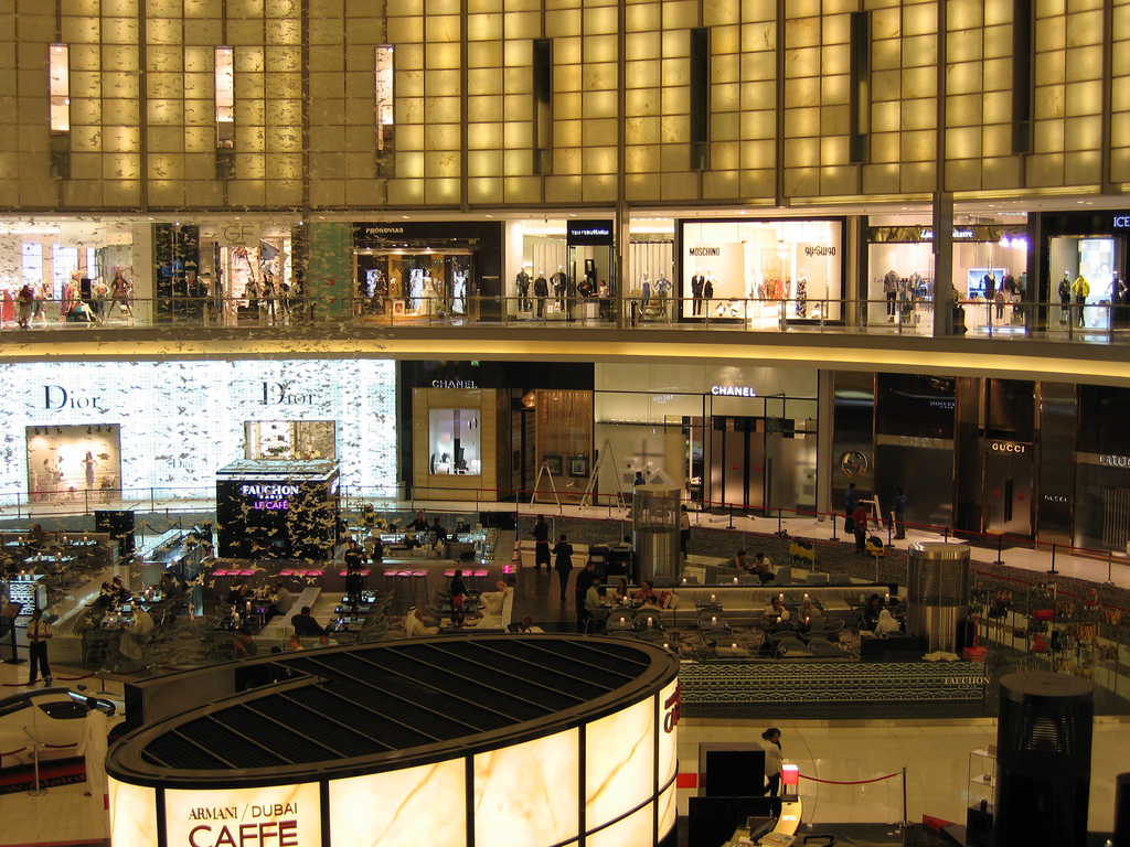 Dubai Mall [ © ~Pyb/Flickr ]