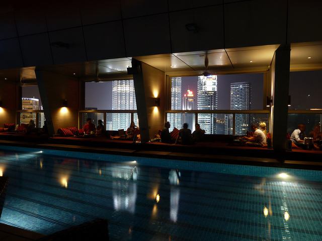 Fabulous Rooftop Bars And Restaurants In Kuala Lumpur
