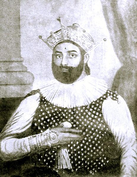 King Sri Vikrama Rajasinha | © Blackknight12/WikiCommons