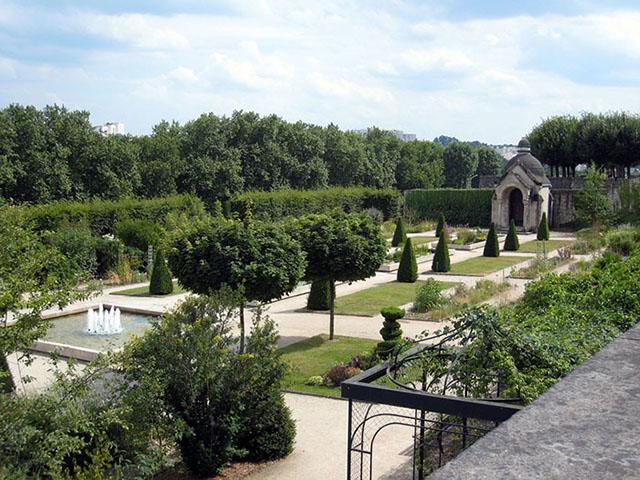 Limoges – Jardins de l'Evêché © Frédérique Voisin-Demery/Flickr