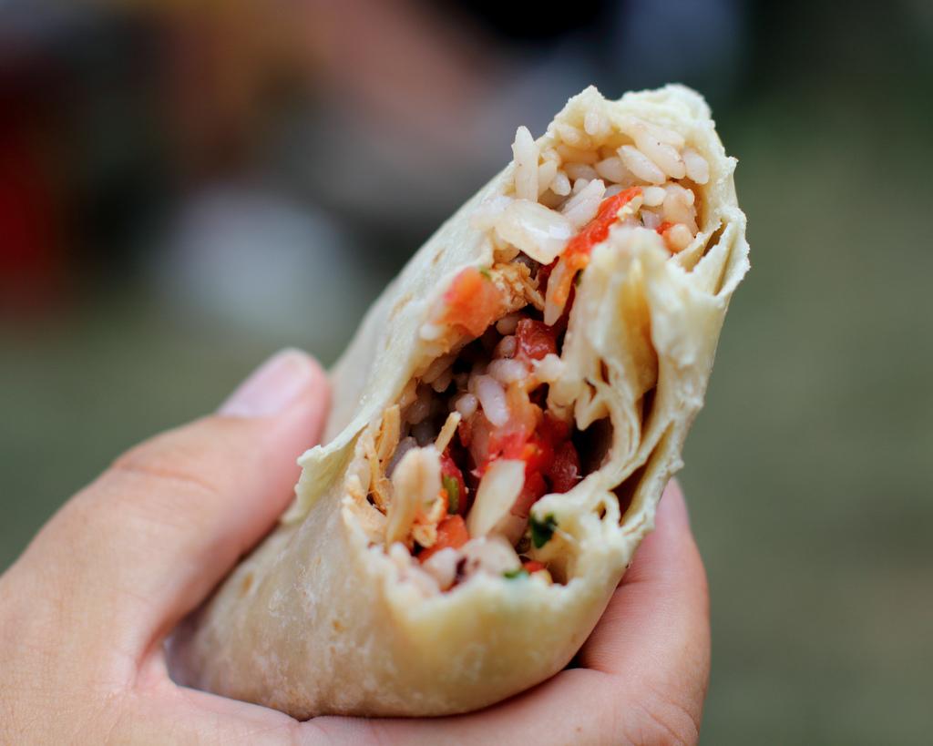 Burrito | © Mr.TinDC/Flickr