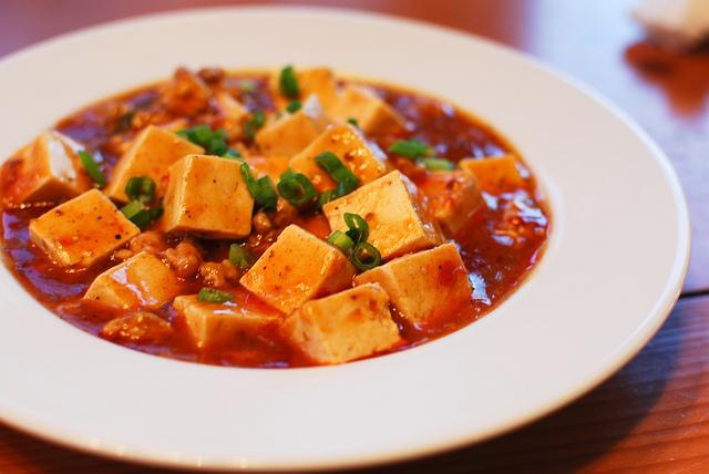 Mapo Tofu   © Craig Dugas/Flickr