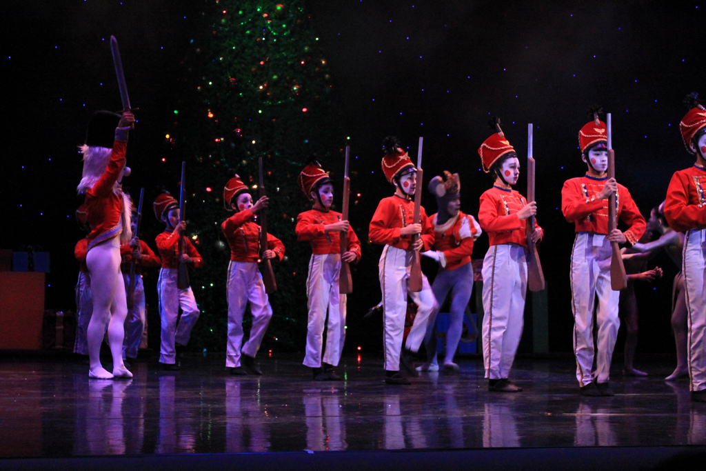Nutcracker Soldiers | © Gabriel Saldana/Flickr