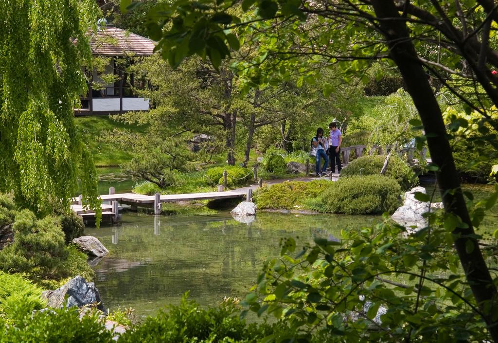 Japanese Gardens | © Kimon Berlin/Flickr