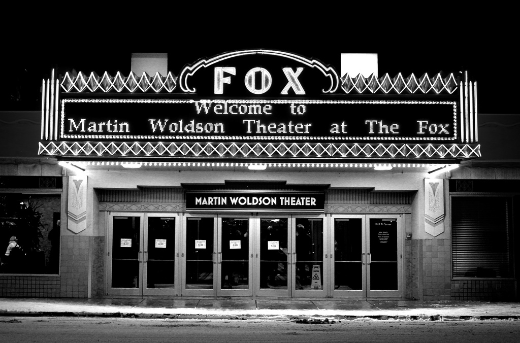 Martin Woldson Theater | © Ashley Cuber/Flickr