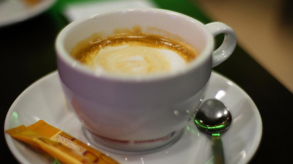 Café crème | © AnthonyJauneaud/Flickr