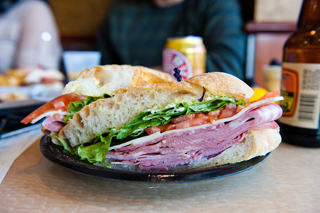 Cuban Sandwich | © star5112/Flickr