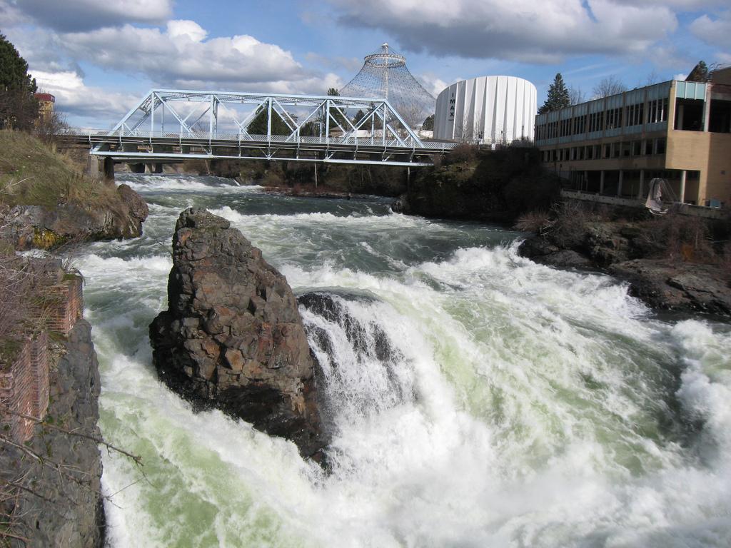 Spokane Falls| © Tracy Hunter/Flickr