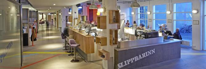Slippbarinn | Image courtesy of Slippbarinn