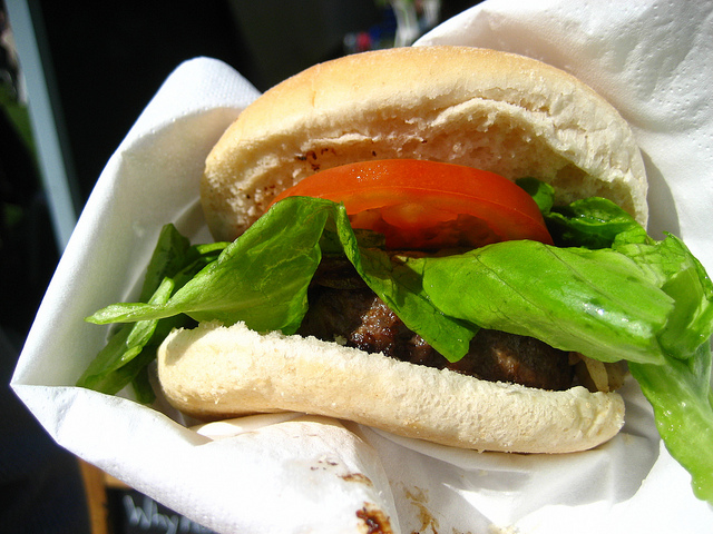 Mutton burger | © Jeremy Keith/Flickr