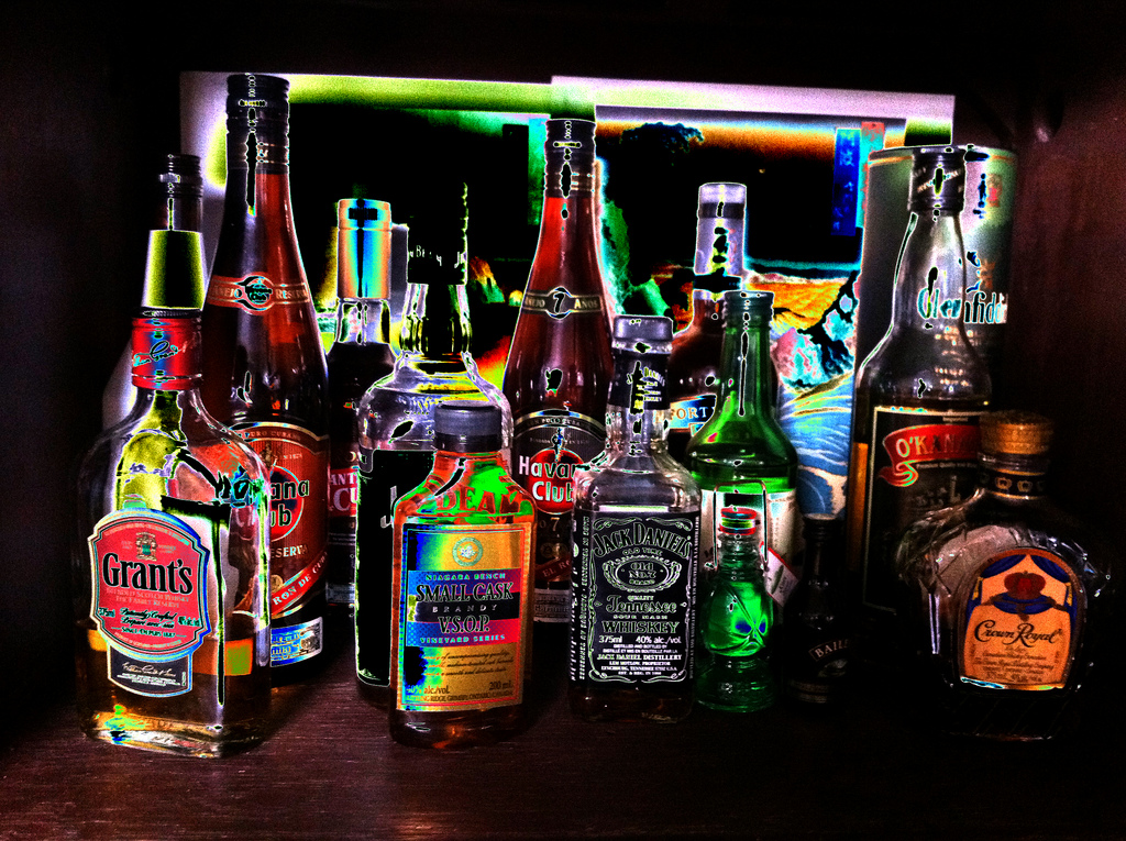 Alcohol Study 1 | © letsgoeverywhere /Flickr