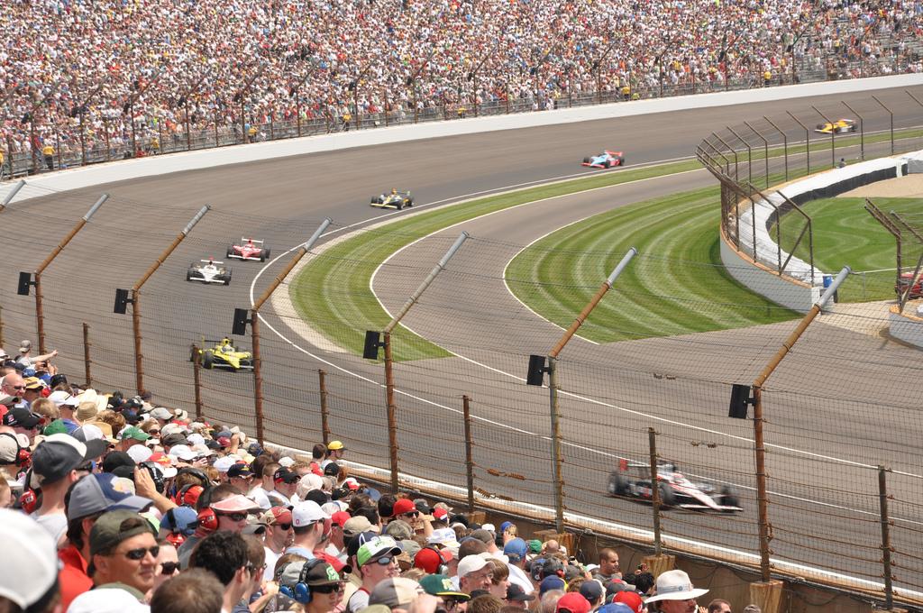 Indy 500 track | © momentcaptured1/Flickr