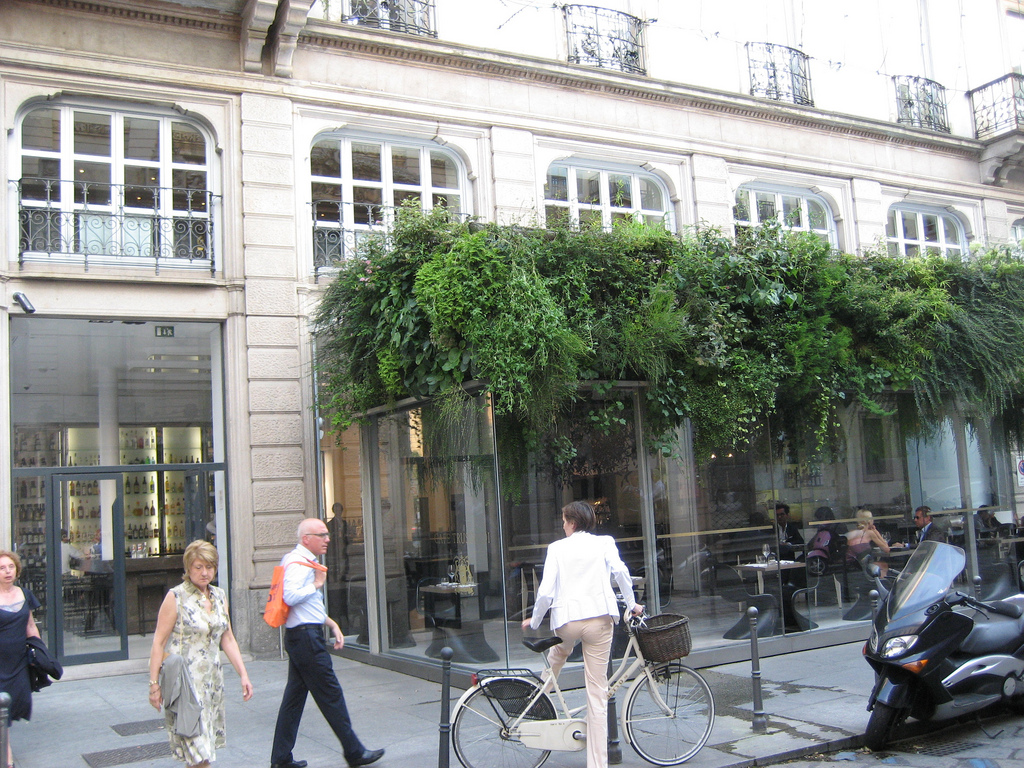 Cafe Trussardi | © Matthew Simpson/Flickr