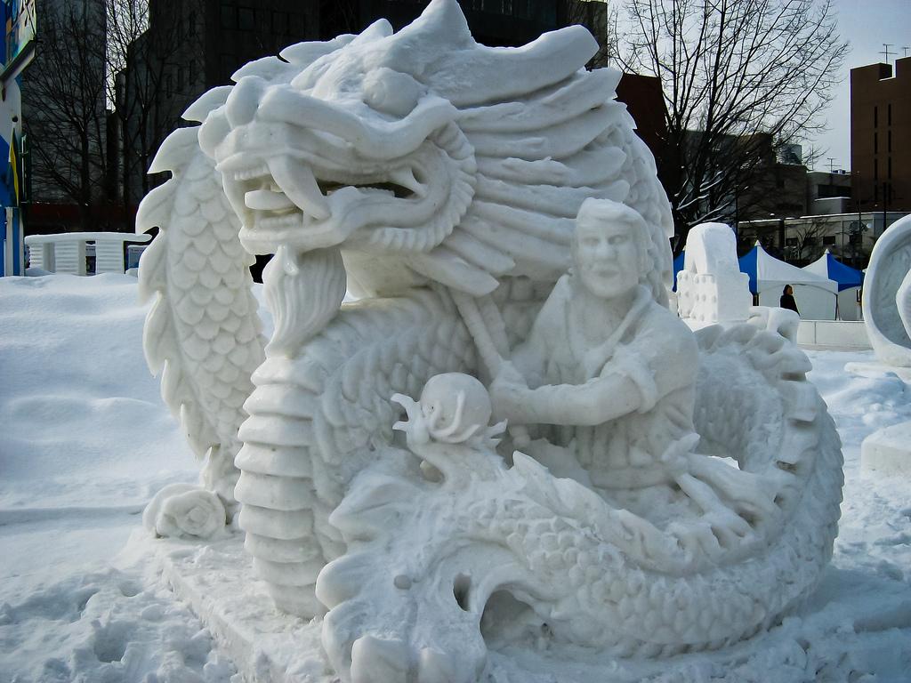 Sapporo Snow Festival © SteFou!/Flickr