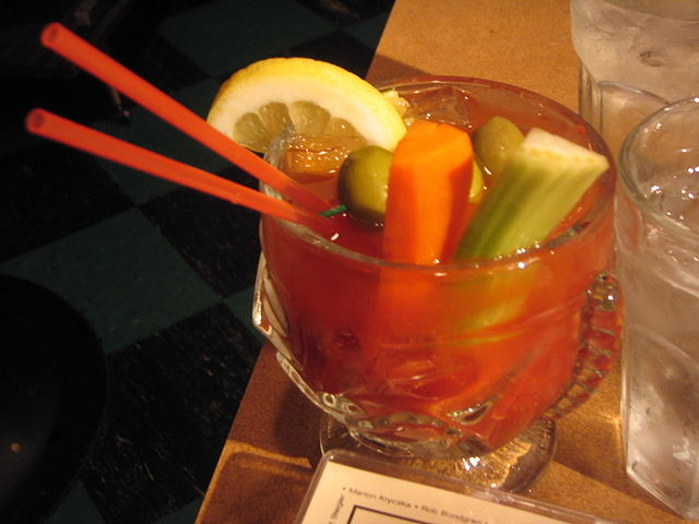 Bloody Mary  © William Clifford/WikiCommons