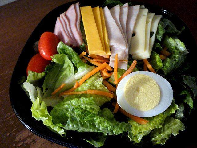 Chef Salad I © Gesalbte/WikiCommons