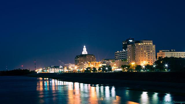 Downtown Baton Rouge | © Getmahesh/Wikicommons