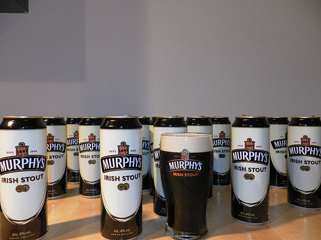 Murphy's Irish Stout ©Biosketch/WikiCommons