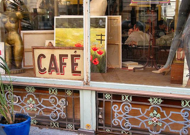 Lille Cafe | © Lisa Larsson/Flickr