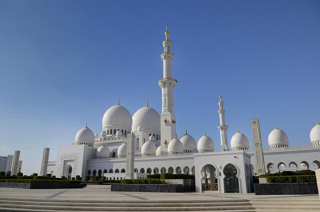 Sheikh Zayed Grand Mosque | © NoelReynolds/Flickr