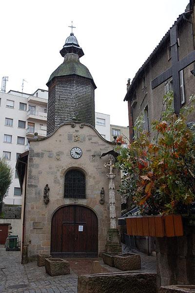 Chapelle Saint-Aurélien de Limoges © Croucrou/wikicommons