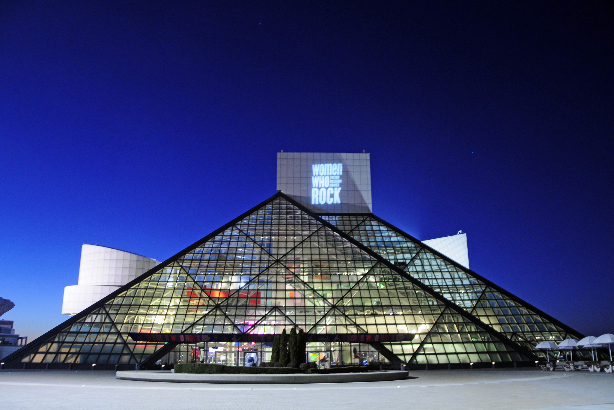 Rock and Roll Hall of Fame | © Tony Fischer/Flickr