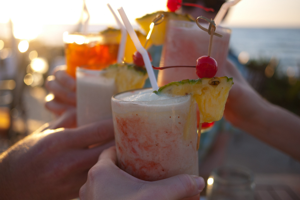 Hawaiian cocktails | © Taz / Flickr