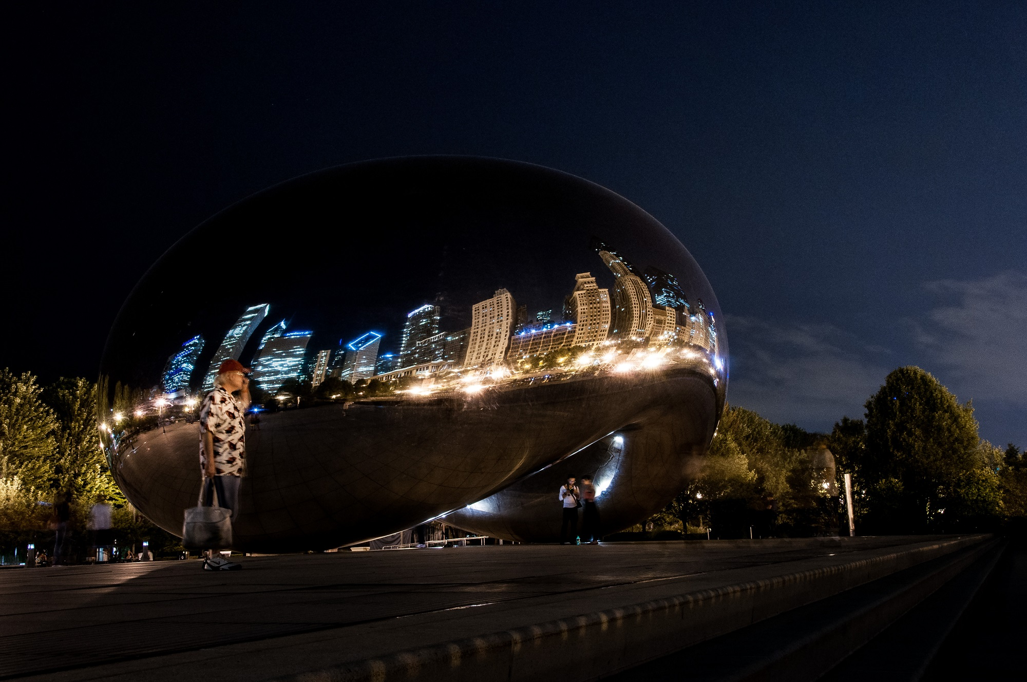 10 Most Beautiful Views Of Cloud Gate