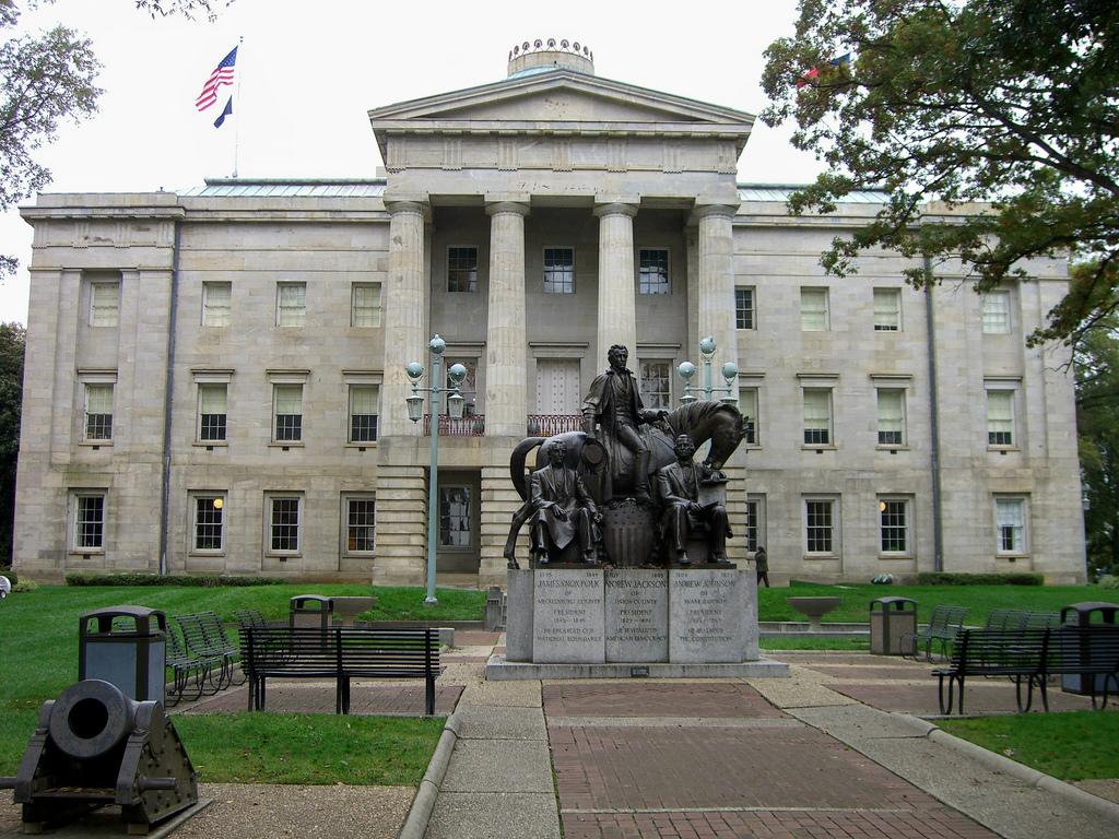Capitol Building   © Dave Crosby/Flickr