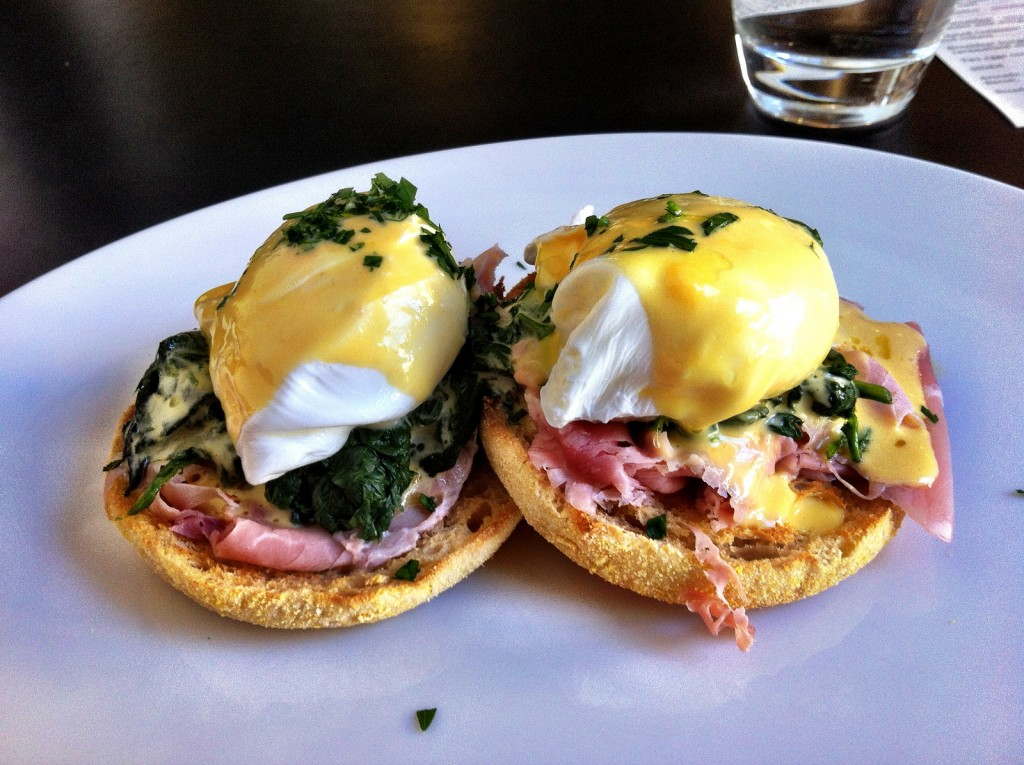 Eggs Benedict | ©Katherine Lim/Flickr