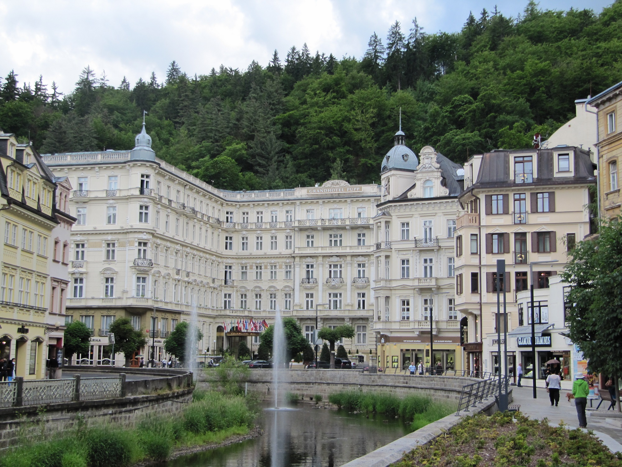 the 10 best cultural hotels in karlovy vary. Black Bedroom Furniture Sets. Home Design Ideas