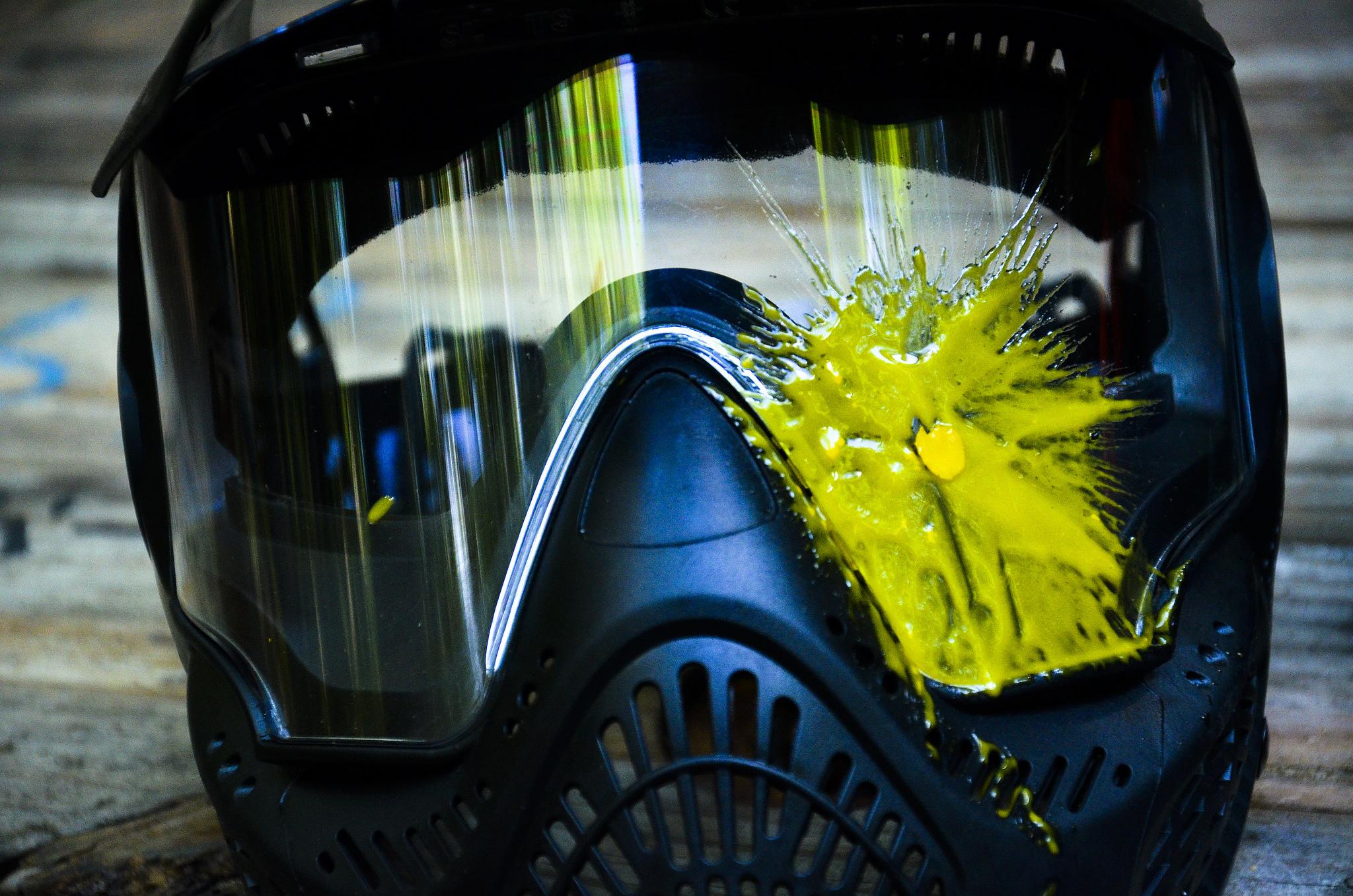 Paintball | © Stephen Marchetti/Flickr