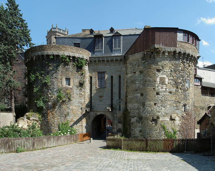 Porte Mordelaises| ©Thomas Bresson/Wikicommons