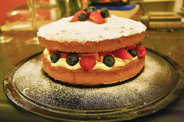 Cake | © Adrian Scottow/Flickr