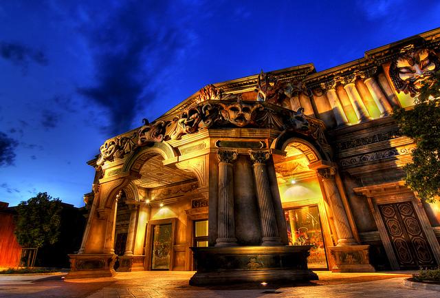 Theatre I © Riccardo Cuppini/Flickr