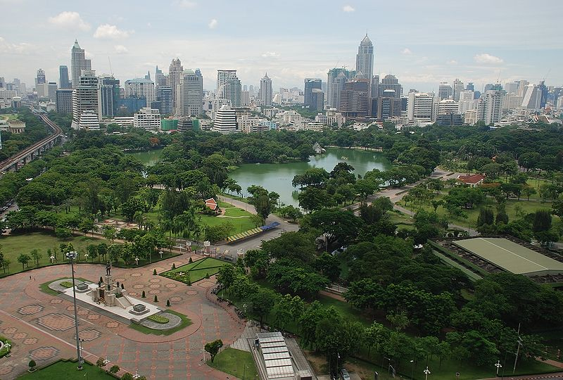 Lumpini Park   © Terence Ong/WikiCommons