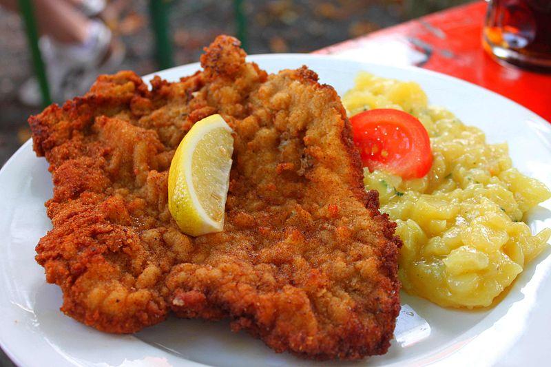 Wiener Schnitzel   © Benreis/WikiCommons
