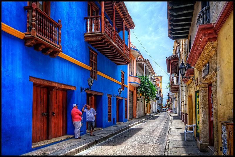 Cartagena © Pedro Szekely/ WikiCommons