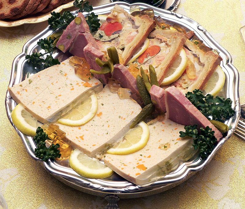 Variety of Paté| ©David Monniaux/Wikipedia