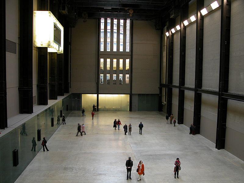 The Turbine Hall |©Peter Morgan/Wikipedia