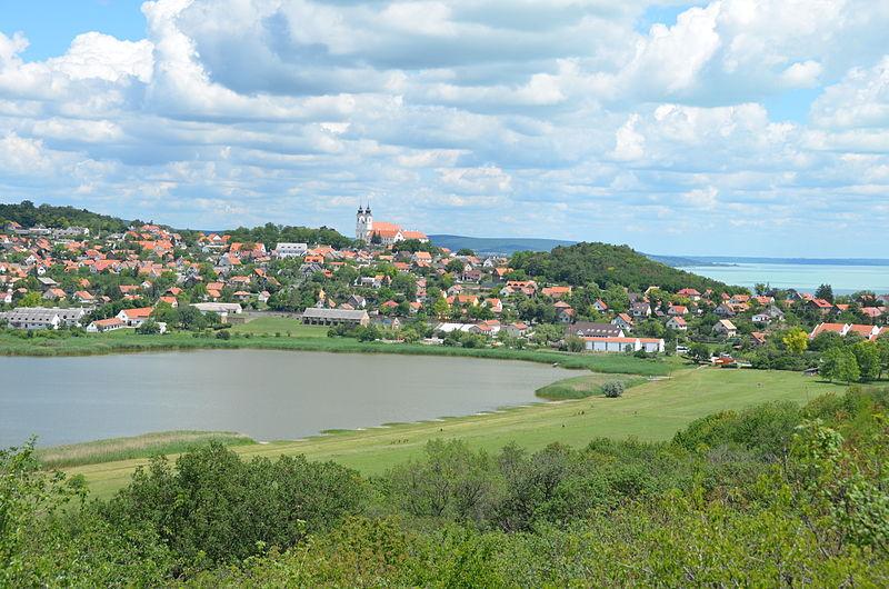 Tihany i Belső-tó | © Lohen11/Wikipedia