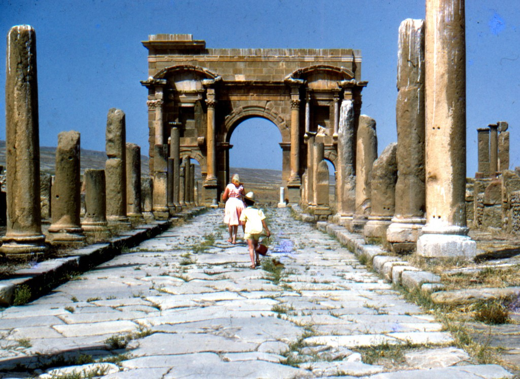 The Coolest Ancient Ruins in Algeria, Africa