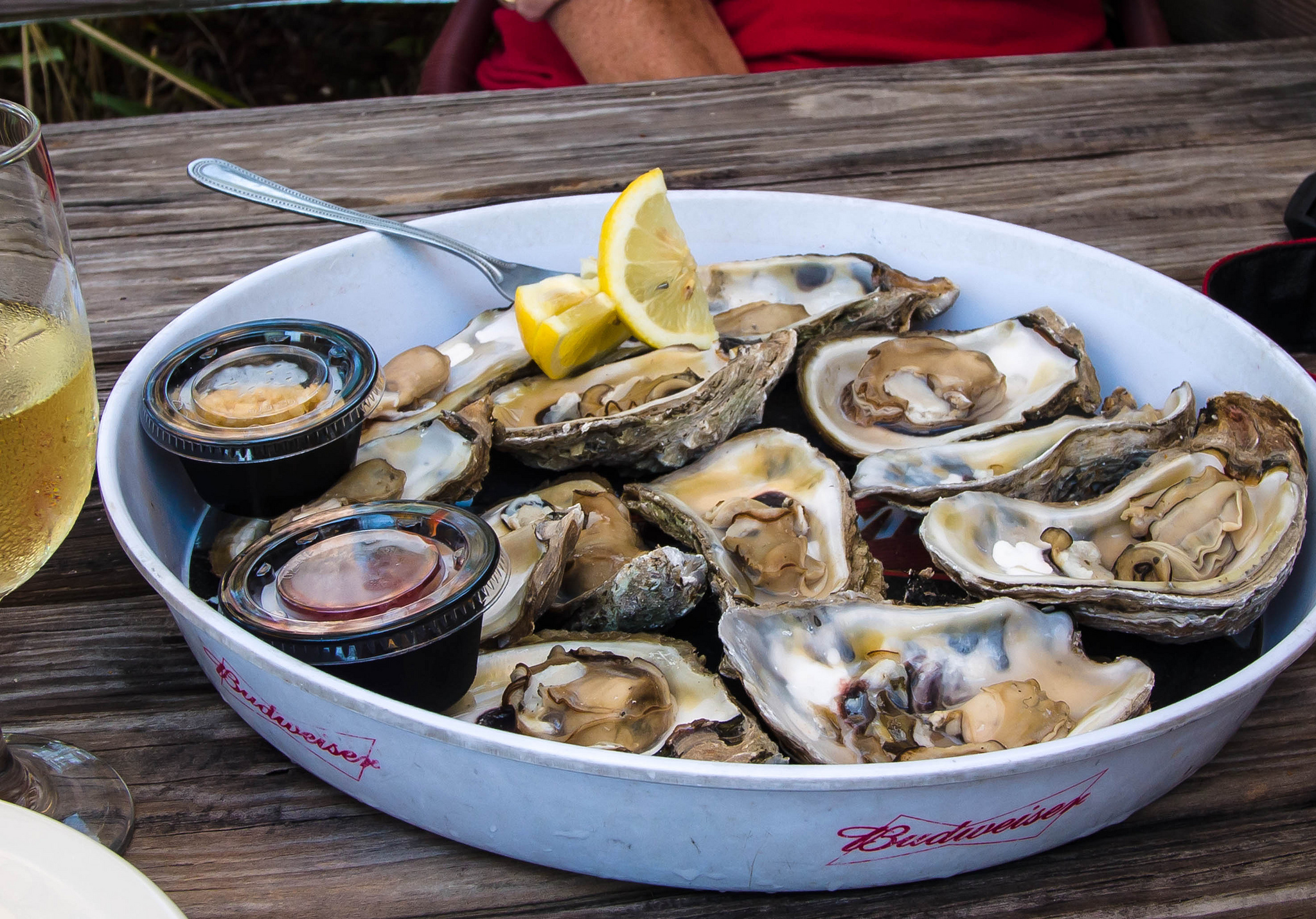 Oysters © Extra Zebra/Flickr