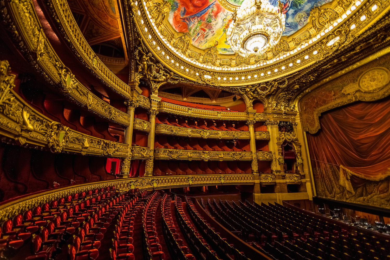 9 legendary music venues in paris for Famous house music