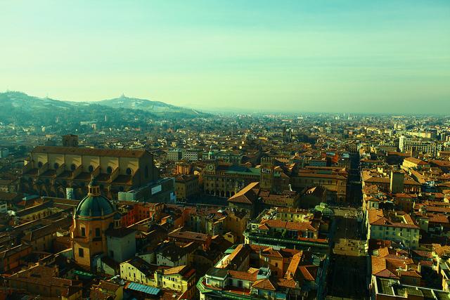 Torre degli Asinelli | © Matteo/Flickr