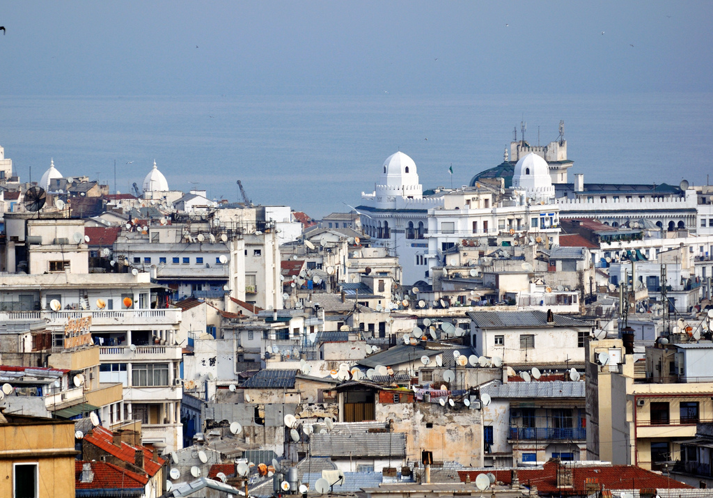 Algiers © OMAR-DZ/Flickr