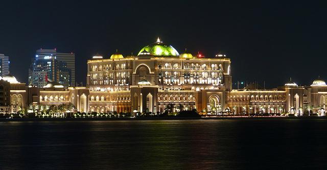 Emirates Palace Marinal View | © ImadTurk/Flickr